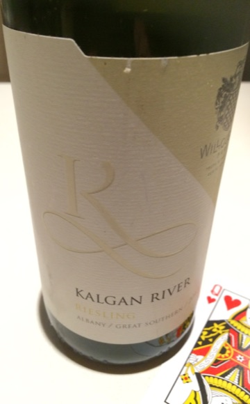 Willoughby Park Kalgan River Riesling 2013 The Wine Front