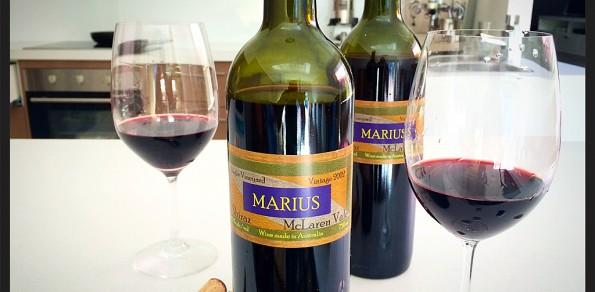 Marius screwcap versus cork