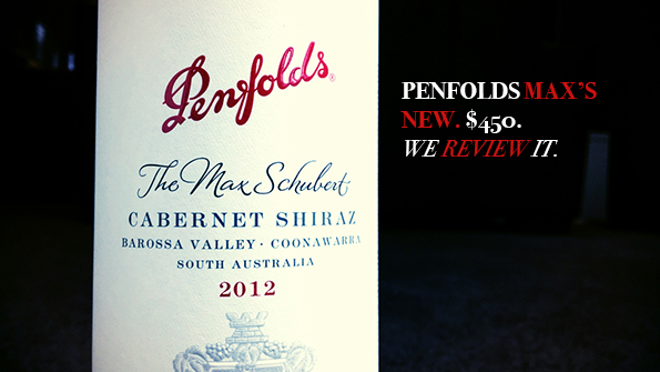 PENFOLDS MAX'S BANNER