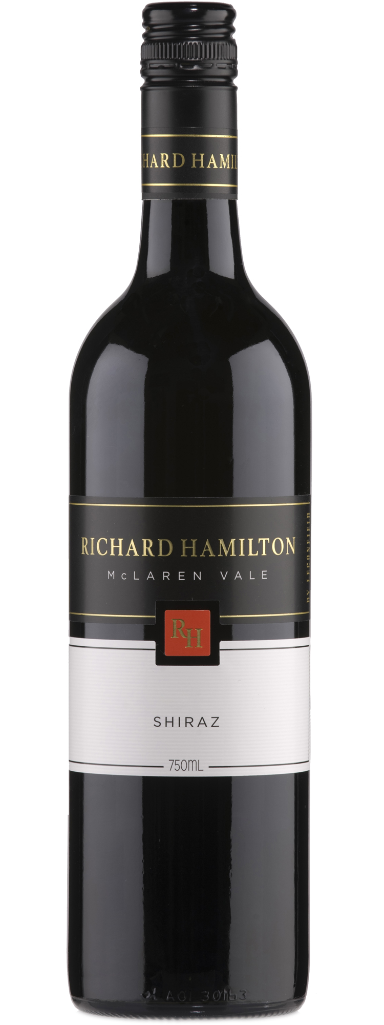 Richard Hamilton Shiraz 2012 The Wine Front
