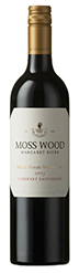 moss wood vineyard cabernet sauvignon